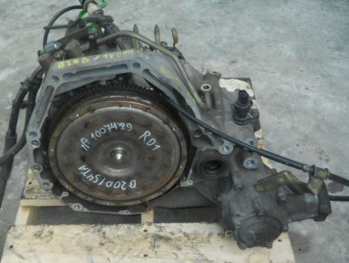 Honda cr-v ремонт акпп