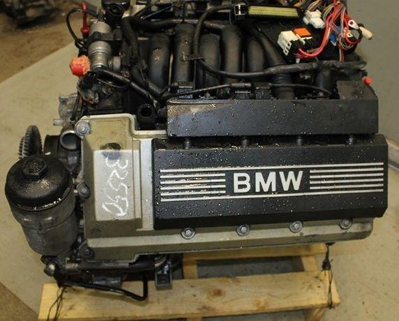 Двигатель n62 b44 a для bmw 7 седан (e65, e66, e67)