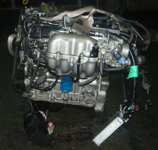 Контрактный двигатель honda odyssey f23a цена 2300000 руб, купить в красноярске