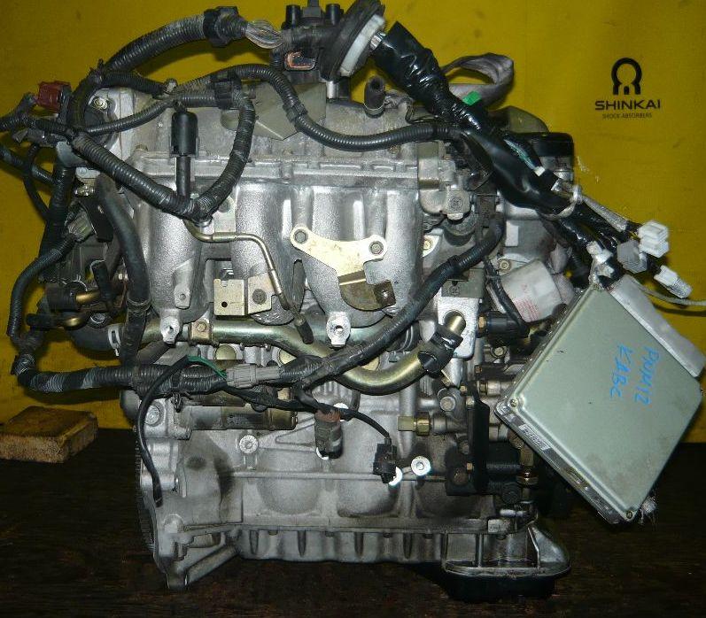 Ремонт двигателя sr20de