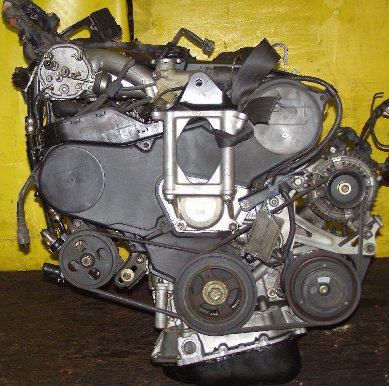 Контрактный двигатель 2mz-fe тойота
