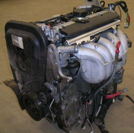 Volvo s60, s80 - контрактный двигатель 2,4 бензин - идеальный краков