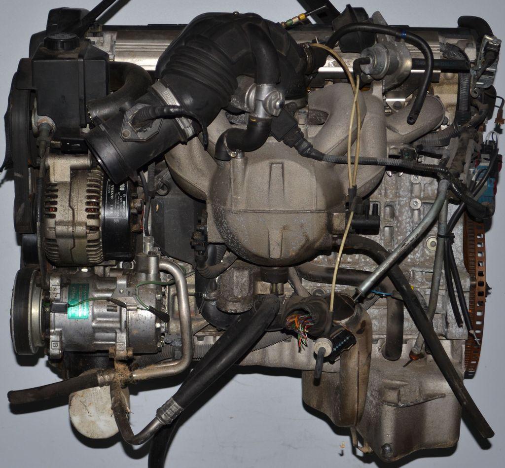 Вольво двигатель фото