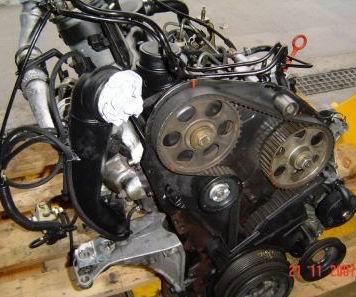 Каталог двигателей volkswagen vw