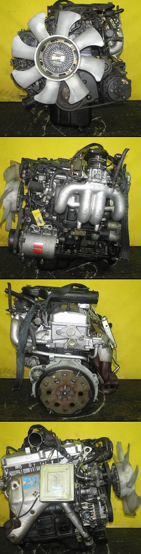 двигатель 4g64 - фото