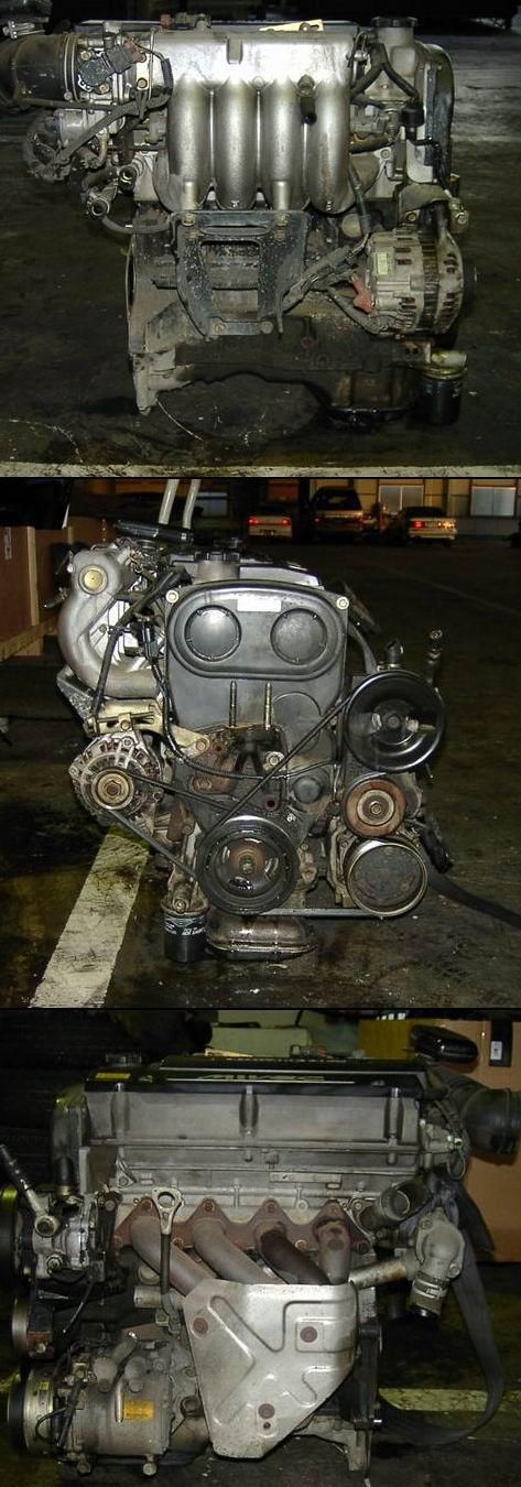 Двигатель MMC Lancer, Mirage - 4G92. Фото