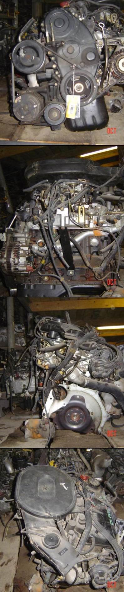Двигатель 4g93, sohc, 16 valve