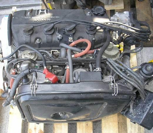 двигатель d15 d honda civic
