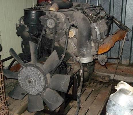 Двигатель F17C
