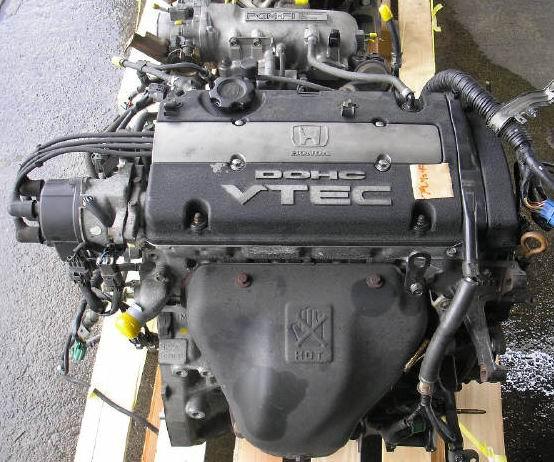 Двигатель H22A на ХОНДУ ПРЕЛЮД 92-95гг