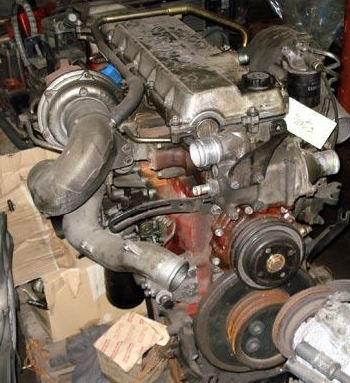 Двигатель Хино J08C (Hino Ranger)