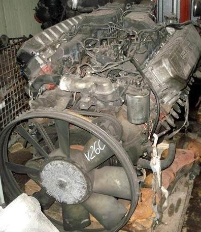 Двигатель V26C