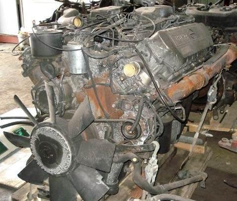 Двигатель F21C