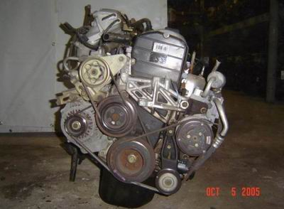 Двигатель Daihatsu HE-EG