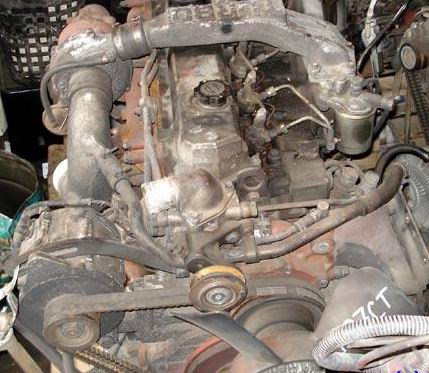 Двигатель H07C