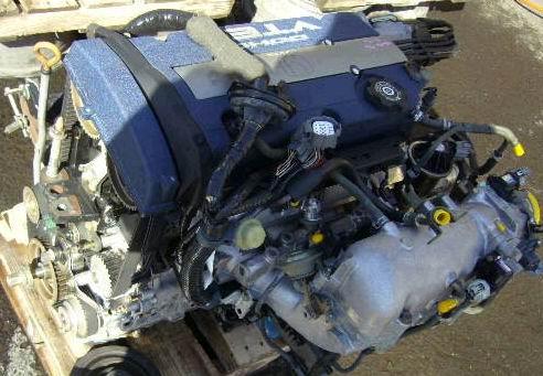 Двигатель H23A на Аккорд