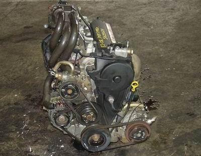Двигатель Daihatsu EJ-DE