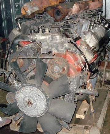 Двигатель V22D