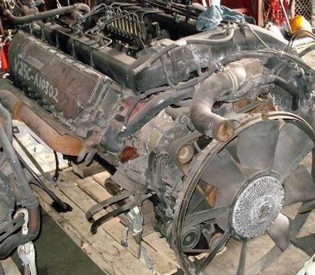 Двигатель V25C