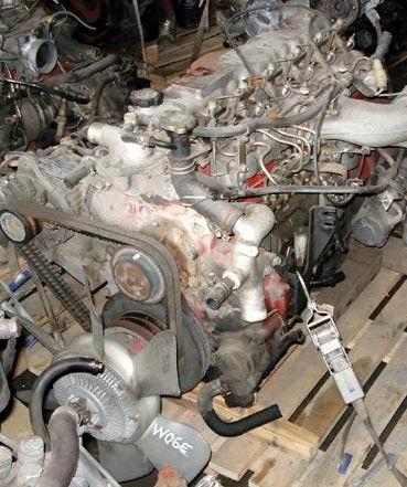 Двигатель W06E